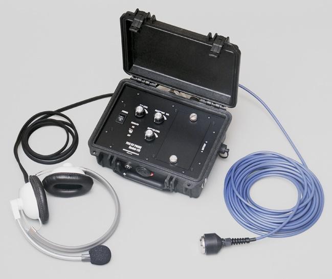 水中トランシーバー (船上/陸上用通信機) Model-113
