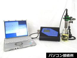 卓上粘度計測機器FCV-100(PC接続)