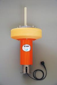 空中・水中無線中継システムM-500(CH-50)